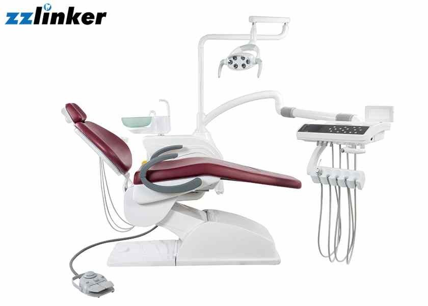 LK-A14SD 860mm Sensor Lamp 0.55Mpa Dental Chair Unit